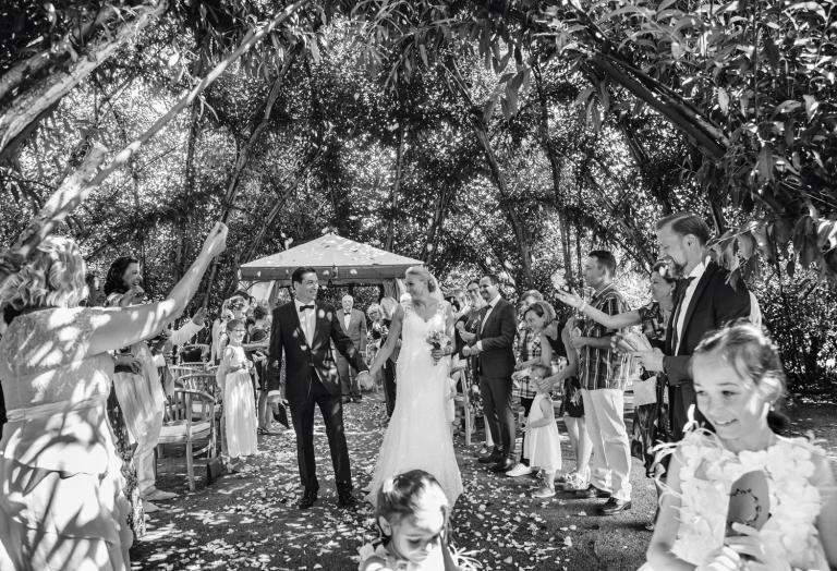 Hochzeitsreportage im Weidendom Spreewald