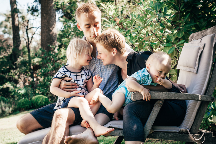 Familien Fotoshooting Berlin