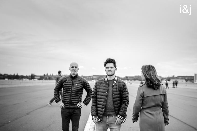 Familienreportage Berlin Tempelhofer Feld